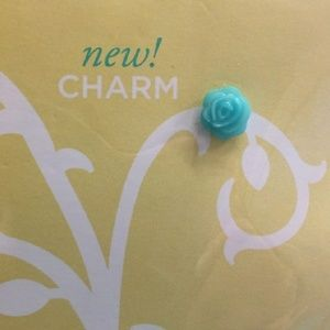 Origami Owl Jewelry - Origami Owl incentive blue rose set